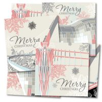 North East Christmas Cards