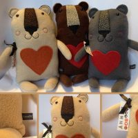 Soft Toy Handmade In Newcastle