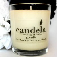 Geordie Glass Candle