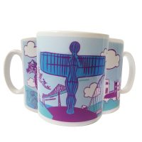 North East Icons Mug