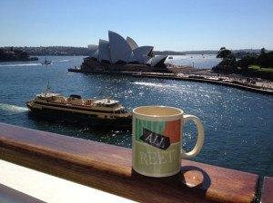Geordie Mug Australia