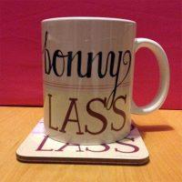 Bonny Lass North East Mug