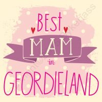 Best Mam In Geordieland Card